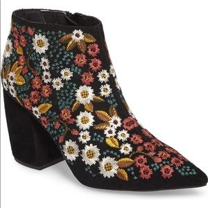Jeffrey Campbell total ankle booties